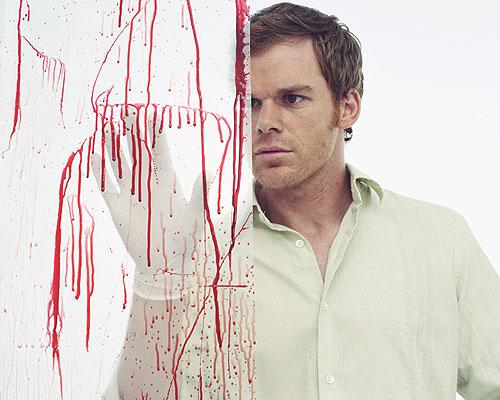 Blood spatter....