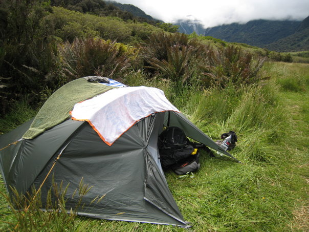 The tent BF and I borrowed over Xmas shown here in the Copland Valley & I JUST BOUGHT A MACPAC TENT! u2013 Idealism never goes out of fashion