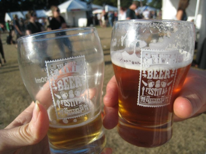 February 2012 Christchurch Beer Festival