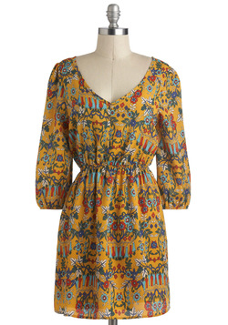 Taos party dress