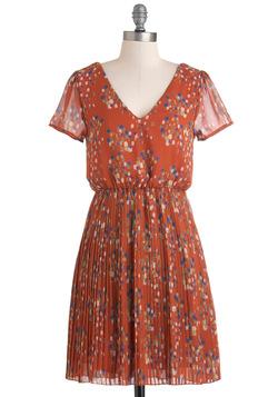 A dab of darling dress