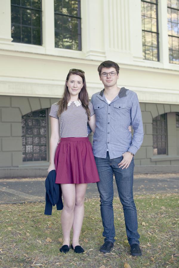 Kirstie & Alex