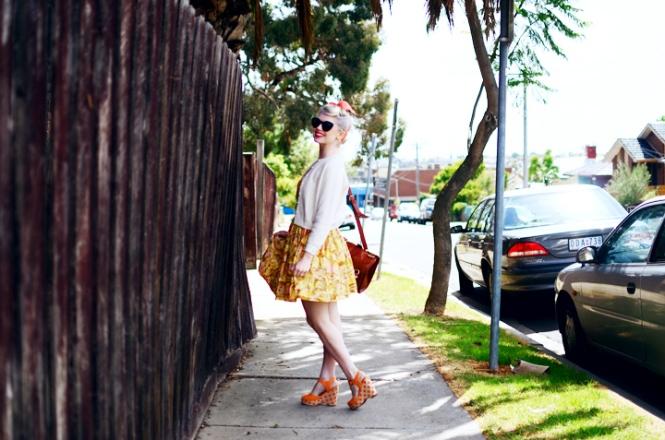 Image: Esme and the Laneway