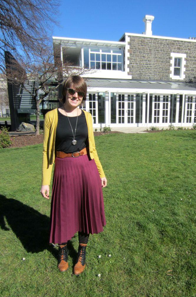 Full sun = super bright colours!
