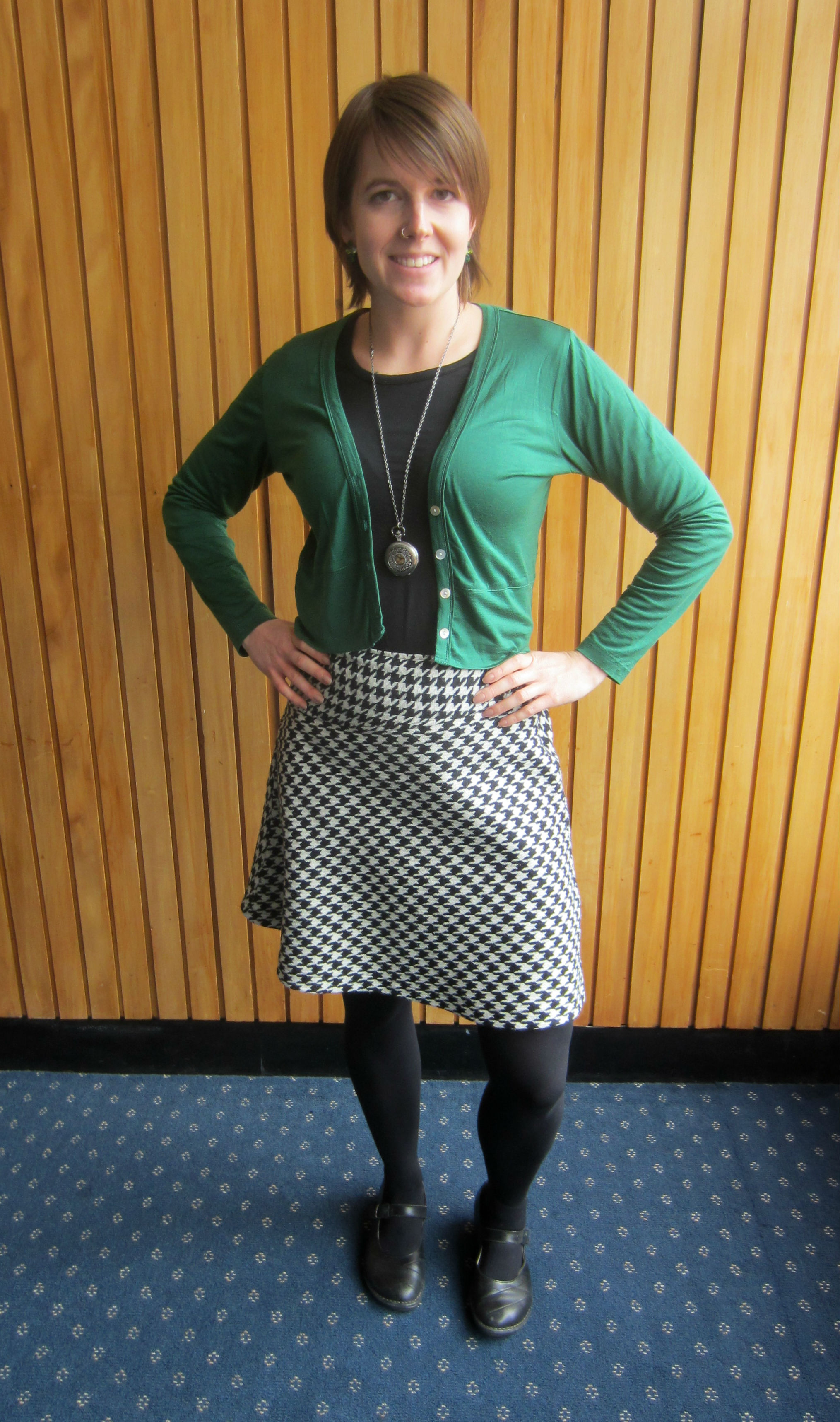 What I wore Monday & Tuesday: Hot for teacher?