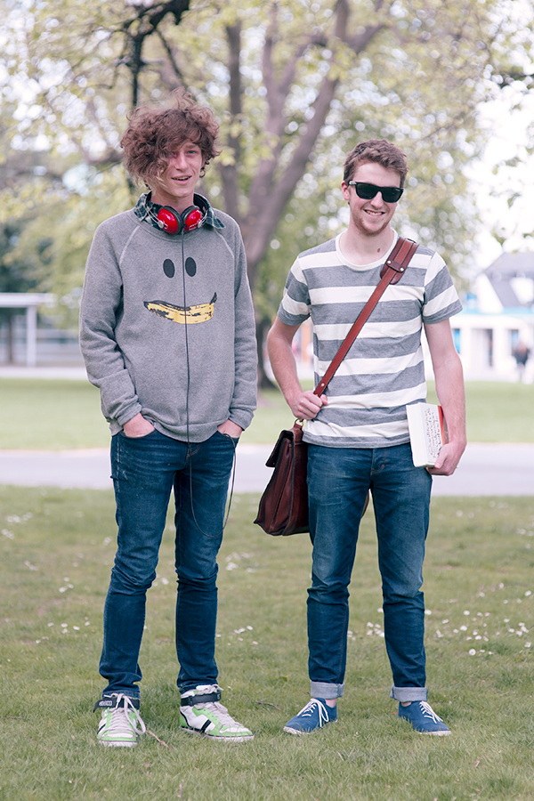 Felix & Mike