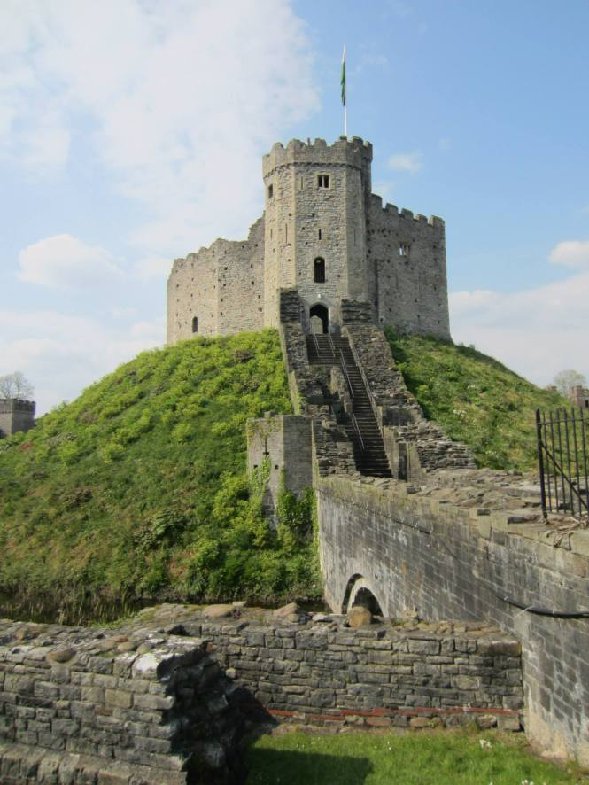 Cardiff Keep at Cardiff Castle