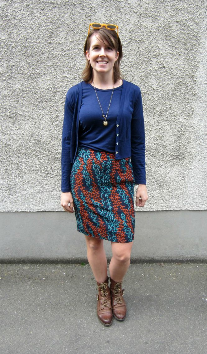 sunnies: ZeroUV, tops: my ex-work, necklace: etsy, skirt: modcloth, boots: dr. martens