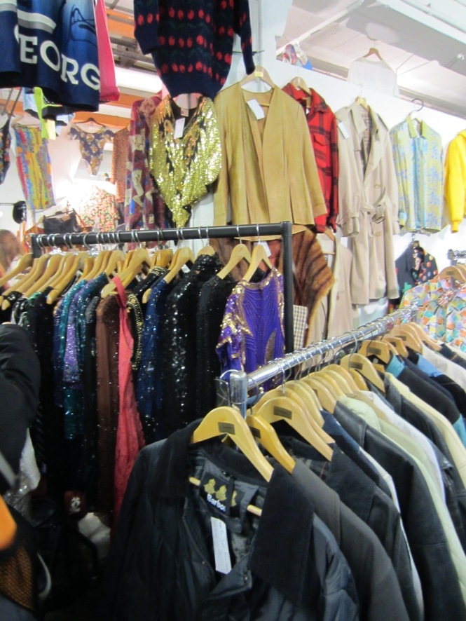 The Vintage Clothing Market