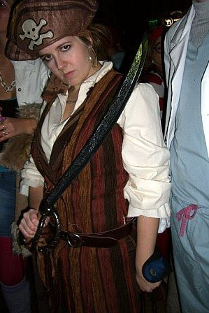Halloween 2006 - Pirate