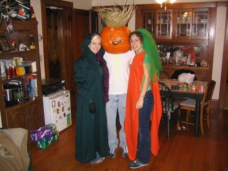 Halloween 2004 - Rogue