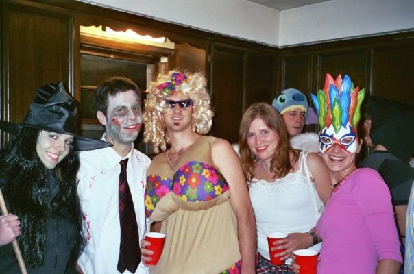 Halloween 2005 - Wicked Witch of the West