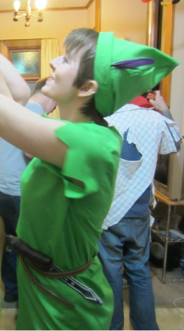 Halloween 2012 - Peter pan