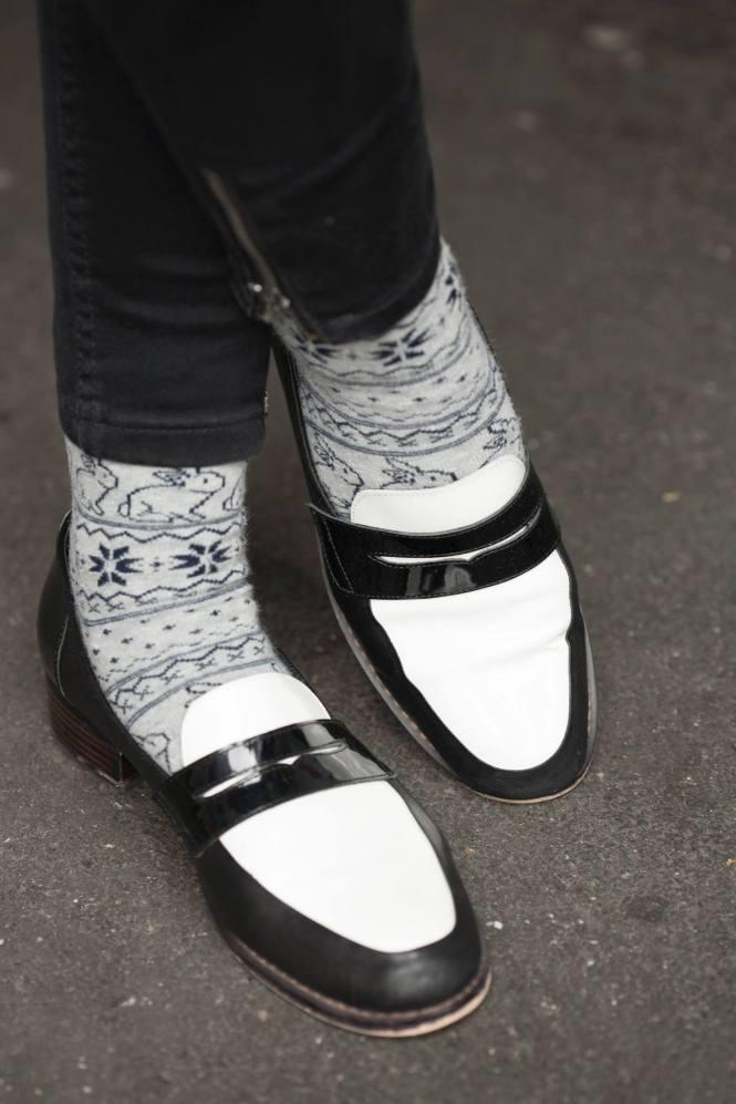 Lizzie's shoes