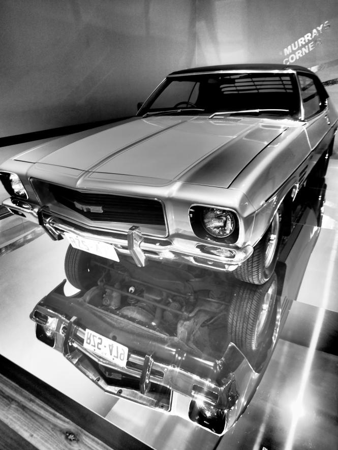 Shifting Gears.  Australian Car Innovation at the NGV.